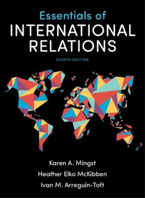 9780393675191 - Essentials of International Relations with Ebook and InQuizitive