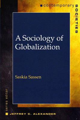 9780393927269 - A Sociology of Globalization