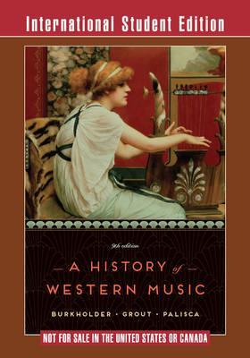9780393937114 - A history of western music