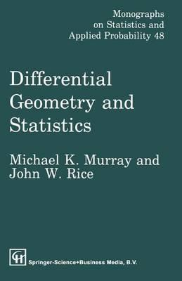 9780412398605 - Differential Geometry and Statistics