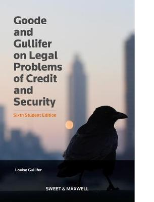 9780414066007 - Goode on Legal Problems of Credit and Security
