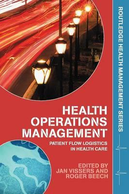 9780415323963 - Health operations management