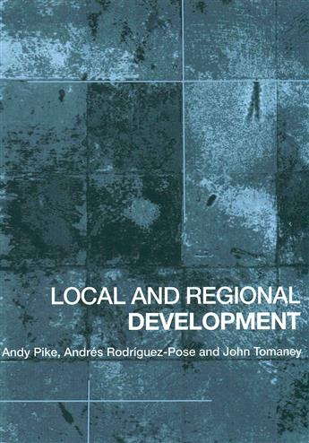 9780415357180 - Local and regional development