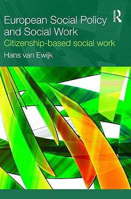 9780415545235 - European social policy and social work