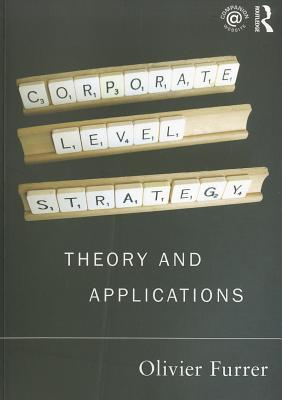 9780415553421 - Corporate level strategy