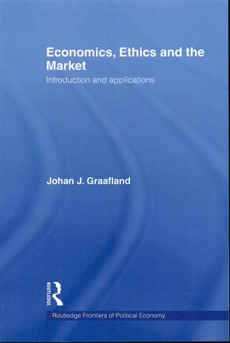 9780415558280 - Economics, ethics and the market introduction and applic
