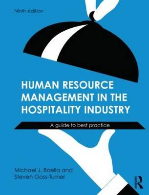 9780415632546 - Human Resource Management in the Hospitality Industry: A Guide to Best Practice