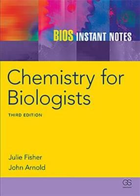 9780415680035 - BIOS Instant Notes in Chemistry for Biologists