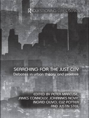 9780415687614 - Searching For The Just City