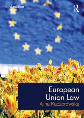 9780415695985 - European union law