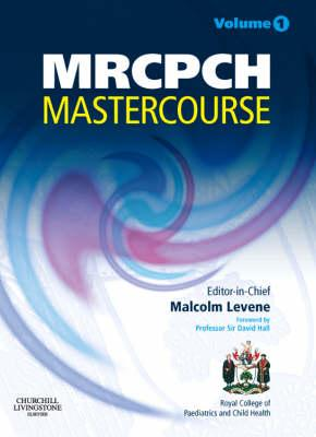 9780443101427 - MRCPCH MasterCourse: Volume 1 with DVD