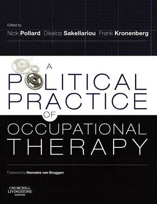 9780443103919 - A Political Practice of Occupational Therapy