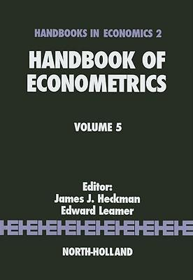 9780444823403 - Handbook of econometrics vol v
