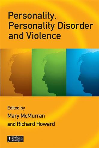 9780470059494 - Personality personality disorder and voilence