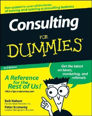9780470178096 - Consulting For Dummies