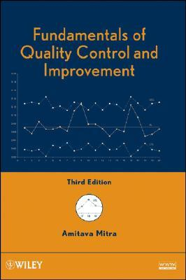 9780470226537 - Fundamentals of quality control and improvement