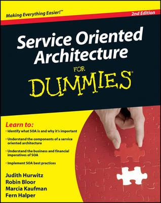 9780470376843 - Service Oriented Architecture For Dummies