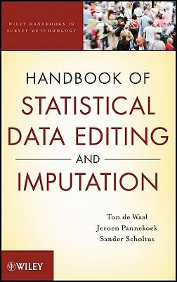 9780470542804 - Handbook of statistical data editing and imputation