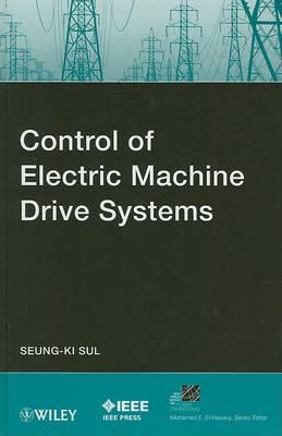9780470590799 - Control of electric machine drive system