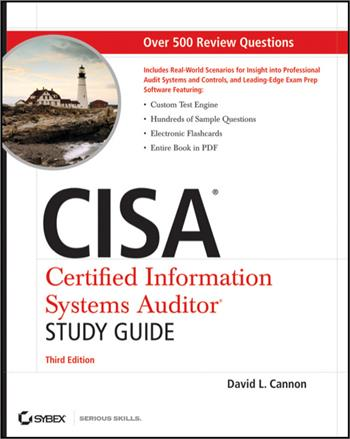 9780470610107 - CISA: Certified Information Systems Auditor Study Guide