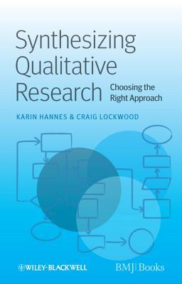 9780470656389 - Synthesizing Qualitative Research