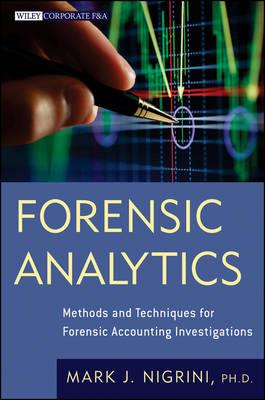 9780470890462 - Forensic analytics: methods and techniques for forensic acco unting