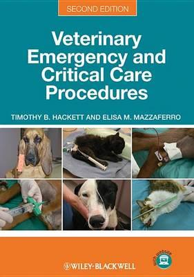 9780470958551 - Veterinary emergency and critical care procedures 2nd 2012