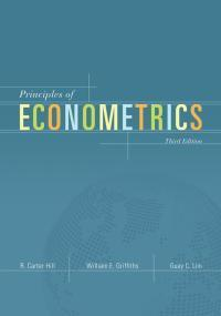 9780471723608 - Principles of econometrics
