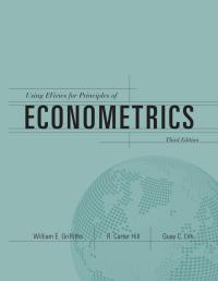 9780471787112 - Using Eviews For Principles Of Econometrics 3Rd