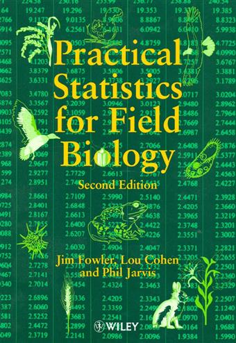 9780471982968 - Practical statistics for field biology