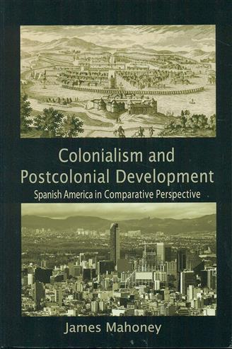 9780521133289 - Colonialism and postcolonial development