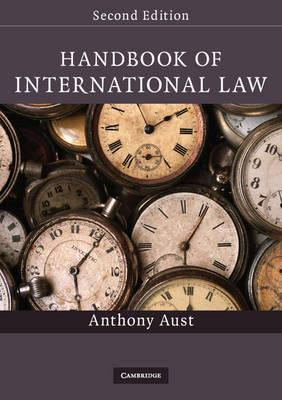 9780521133494 - Handbook of international law