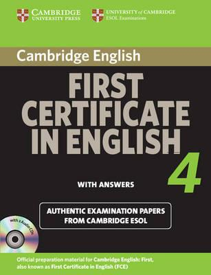 9780521156974 - Cambridge first certificate in english 4 self-study pack