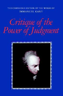 9780521348928 - Critique of the power of judgement