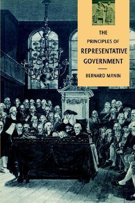 The principles of representative government - Manin, B.