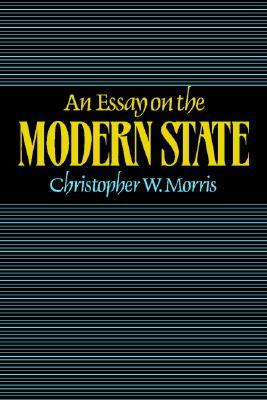 9780521524070 - An essay on the modern state