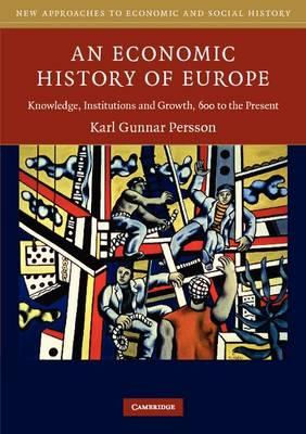 9780521549400 - An economic history of europe