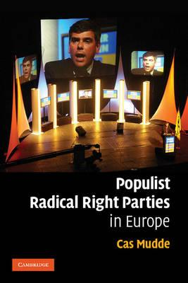 9780521616324 - Populist radical right parties in europe