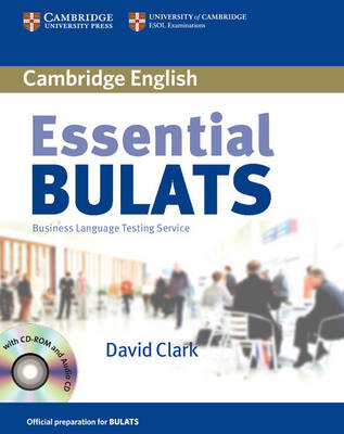9780521618304 - Essential BULATS with Audio CD and CD-ROM