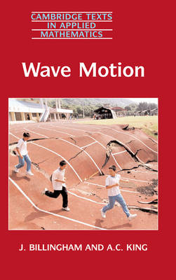 9780521632577 - Wave motion