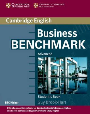 9780521672955 - Business benchmark advanced student's book