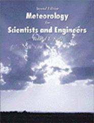 9780534372149 - Meteorology today for scientists and engineers a technical c ompanion book to c. donald ahrens' meteorology today