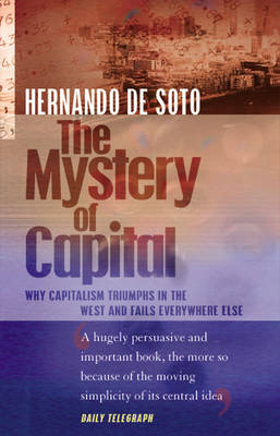 9780552999236 - The mystery of capital