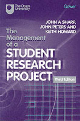 9780566084904 - The Management Of A Student Research Project