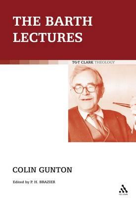 9780567031402 - The Barth lectures