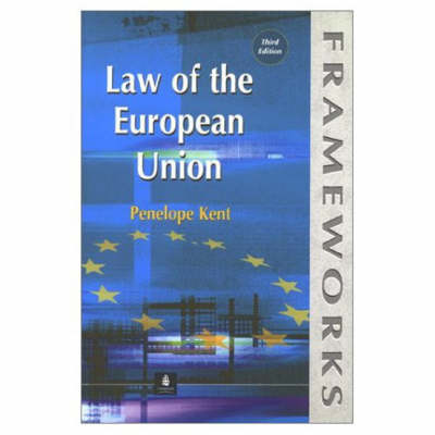 9780582423671 - The Law of the European Union