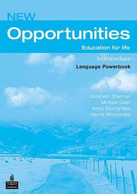 9780582854147 - New opportunities intermediate language powerbook