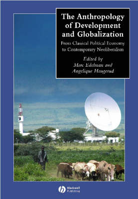 9780631228806 - The anthropology of development and globalization