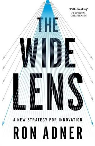 9780670921683 - the wide lens: A new strategy for innovation