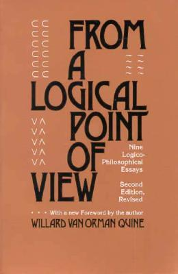 9780674323513 - From a Logical Point of View